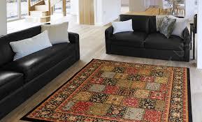 Big Rug Home Dynamix Royalty Collection 41200b 450 Black Area Rug