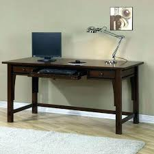 Computer Desks With Keyboard Tray White Desk With Keyboard Tray Kresofineart