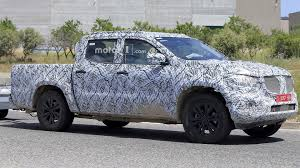 renault alaskan vs nissan navara see the 2018 mercedes x class in motion during final testing