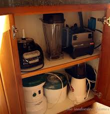 How To Organize Small Kitchen Appliances - homesteading 101 kitchen efficiency and organization not