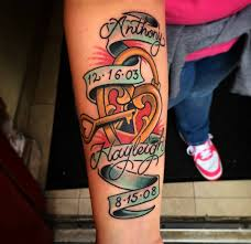 banner tattoos designs and ideas