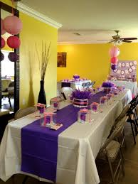 Pink & Purple Butterfly Themed Baby Shower