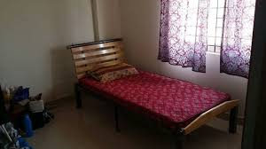 Red Bedroom For Boys Shared Accommodation Rooms For Boys Hoodi Circle Bangalore