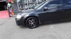 2008 dodge avenger wheels hillyard 2009 dodge avenger with custom 18 inch rims