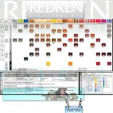 hc u0026m framcolor 2001 color chart preview color charts