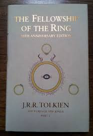 lord of the rings 50th anniversary edition 50th anniversary edition of the fellowship of the ring published