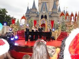 disney parks christmas day parade taping dizneymike u0027s world
