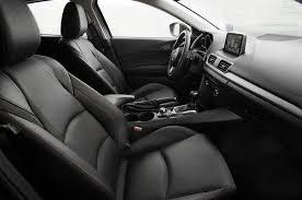 Mazda 3 Interior 2015 2014 Mazda3 First Drive Motor Trend