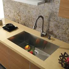 16 Gauge Kitchen Sink by Vigo 30