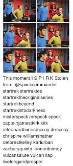 Star Trek Kink Meme - something wrong a little higher please push push hard thank you