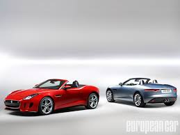 jaguar back 2013 jaguar f type aluminum structure european car magazine