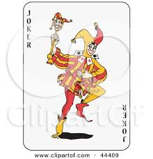 Joker Playing Card Designs Royalty Free Rf Clipart Illustration Of A King Of Spades Playing