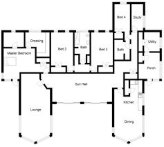 build a house plan contemporary self build house plan self build co uk