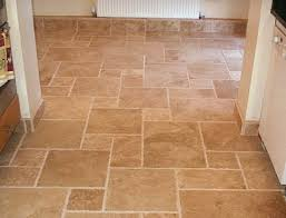 kitchen floor tile pattern ideas tile floors with oak cabinets tile designs