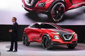 nissan sports car 2015 nissan gripz concept debuts at 2015 frankfurt auto show