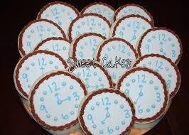 around the clock bridal shower sweet cakes around the clock bridal shower