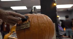 led pumpkin tea lights how to make the best halloween pumpkin according to nasa engineers