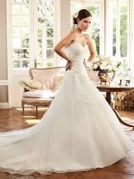 princess a line sweetheart organza sequin beaded wedding dress