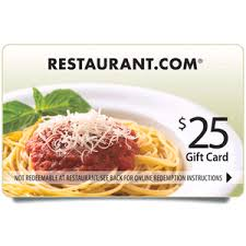 restaurant gift card free 25 gift card to restaurant allyou