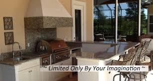 outdoor kitchens tampa fl home sarasota outdoor kitchen specialist