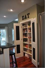 Kitchen Pantry Doors Ideas I Want To Do This Pantry Idea For Debra B This Door Would Be