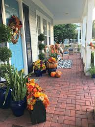porch fall front porch celebrate u0026 decorate
