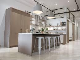 modern industrial kitchens kitchen decorating kitchen design yellow roof ventilation fan