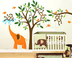 Decals For Walls Nursery Nursery Decals For Walls Baby Nursery Decor Pink White Wall Decals