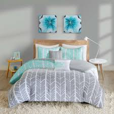 chevron girls bedding intelligent design adel comforter set comforters pinterest