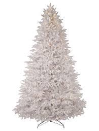 white tree artificial white tree on