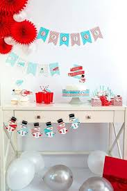 Nightmare Before Christmas Birthday Party Decorations - 40 christmas party themes for a festive celebration shutterfly