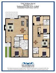 our work nola floor plans