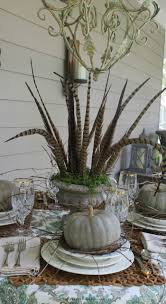how to style five different looks from one table setting