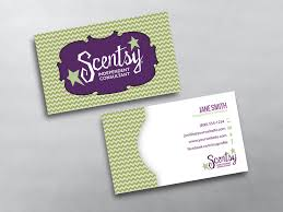Facebook Logo For Business Card Scentsy Business Cards Lilbibby Com