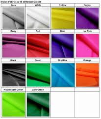 white light weight ripstop nylon fabric outdoor waterproof fabric