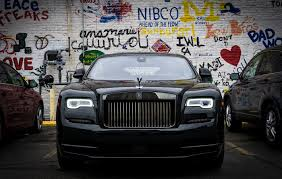 rolls royce badge the baddest rolls royce ever wraith black badge rides u0026 drives