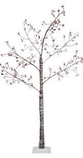 pre lit trees uk the 7ft warm white led blossom tree
