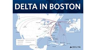 Atlanta Airport Map Delta by Delta Builds On Position As The Leading Global Carrier In Boston