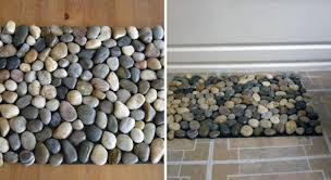 pebble rug super easy diy rug tutorials for your home