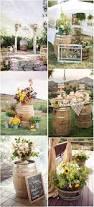 vintage outdoor wedding best photos cute wedding ideas