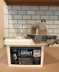 Installing A Subway Tile Backsplash For  Young House Love - Subway tile backsplashes