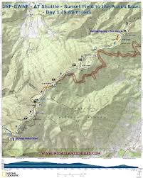 George Washington National Forest Map by Jnf Day1 Jpg