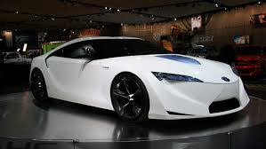 lexus lfa electric the first fruit of the toyota bmw deal may be hybridized supercar