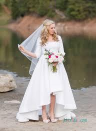 half sleeve bridal gowns vintage wedding dresses with 1 2 sleeves