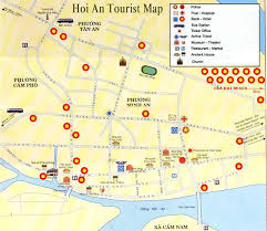 ideal resort map hoi an resort agribank hoi an free n easy travel