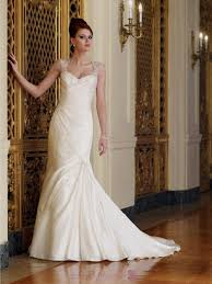 wedding dress with beaded cap sleeves naf dresses