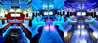 red star party bus austin san antonio luxury limo buses party