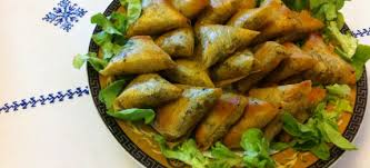 cuisine marocaine brick bricks à la viande hachée choumicha cuisine marocaine