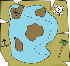 treasure map clipart pirate treasure map clipart cliparts and others inspiration