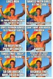 Gay Guy Meme - christian baines s blog gay magical elves and the most annoying